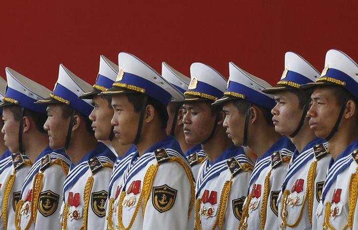 Вьетнамская Народная Армия.