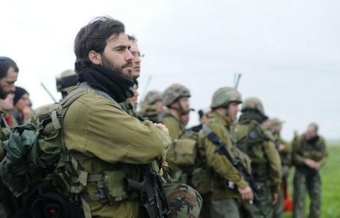 Армия Израиля.
