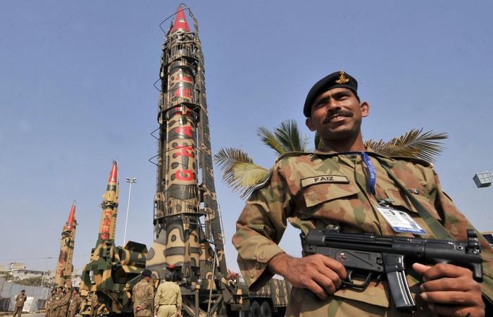 Вооруженные силы Пакистана.
