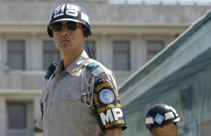 Армия Южной Кореи.