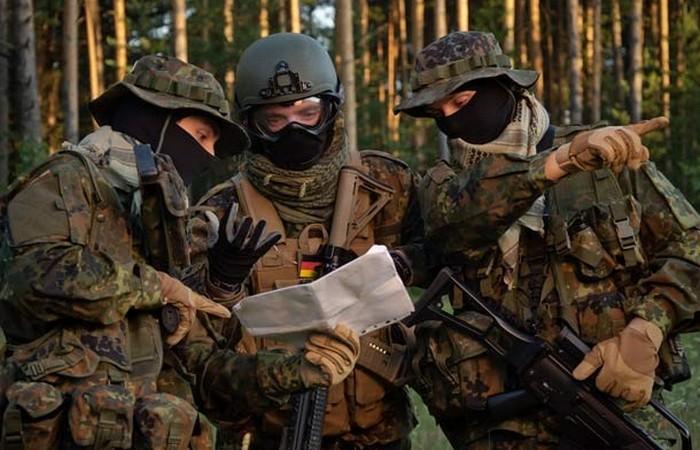 Армия Германии.