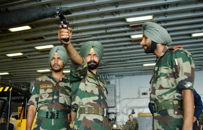 Армия Индии.