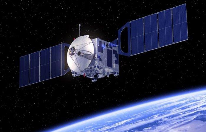 БЛА используют спутниковую связь.