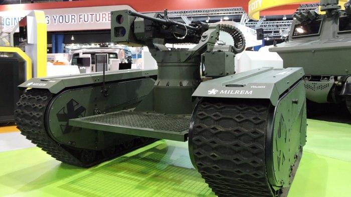 Эстонский мини танк-оборотень.