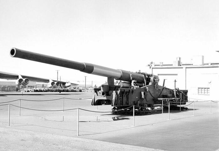 Советская и американская пушка достаточно похожи. ¦Фото: livejournal.com.