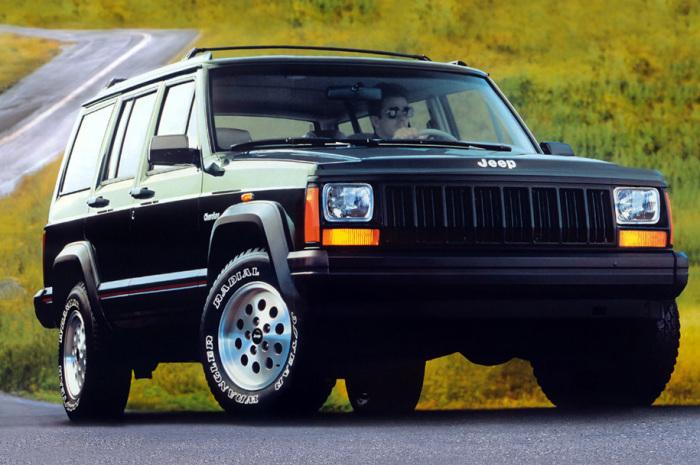 Пусть у Jeep Cherokee двигатель кривой, но мы его любим.
