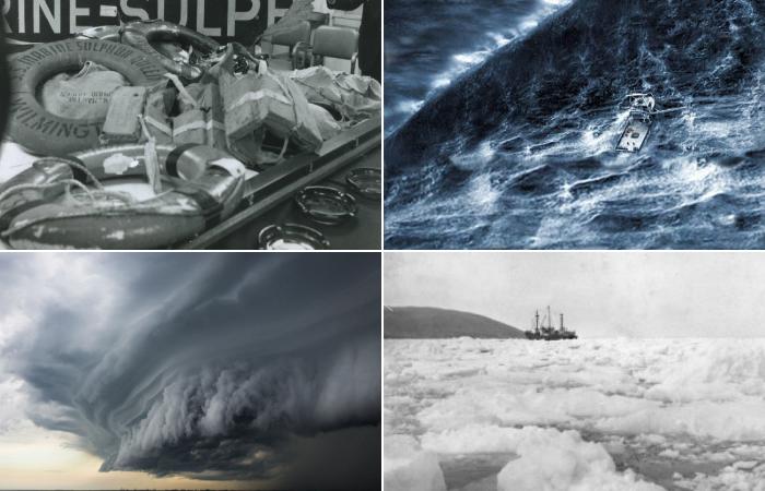 Корабли, бесследно исчезнувшие при загадочных обстоятельствах.