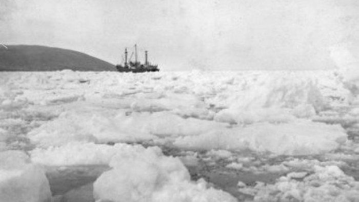 SS Baychimo – арктический корабль-призрак.