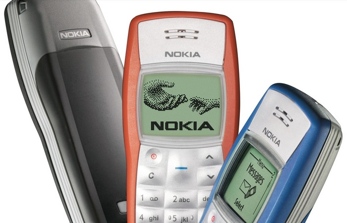 Мобильные телефоны - Nokia 1100 forever!