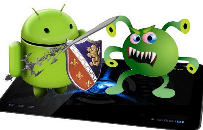Мобильные телефоны страдают от вирусов.