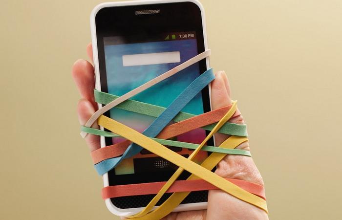 Мобильные телефоны зиждутся на 250 000 отдельных патентах.