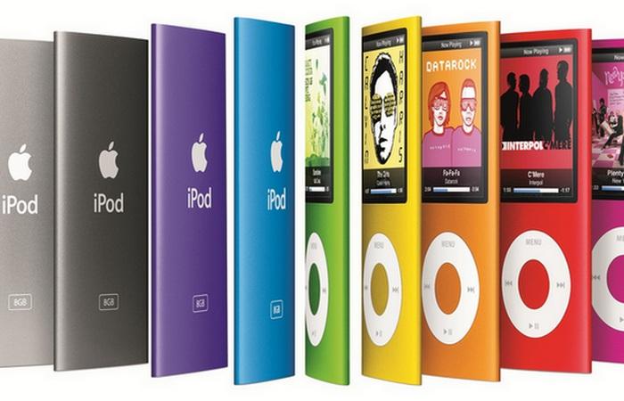 Изобретение 21 века: iPod.