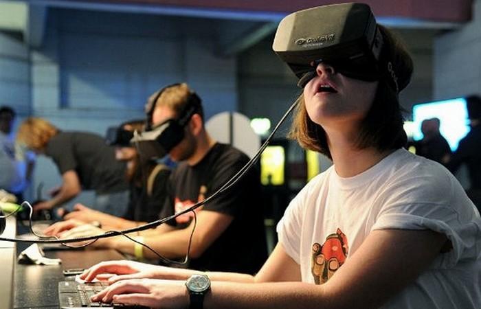 Изобретение 21 века: Oculus Rift.