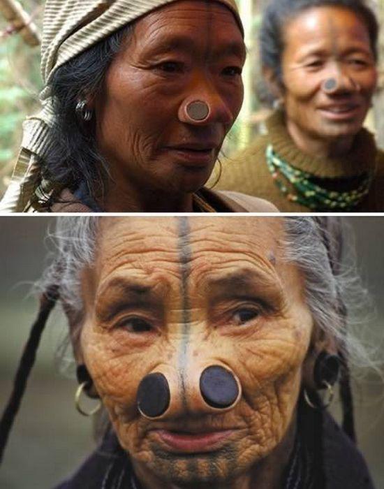Экстремальная модификациия носа.
