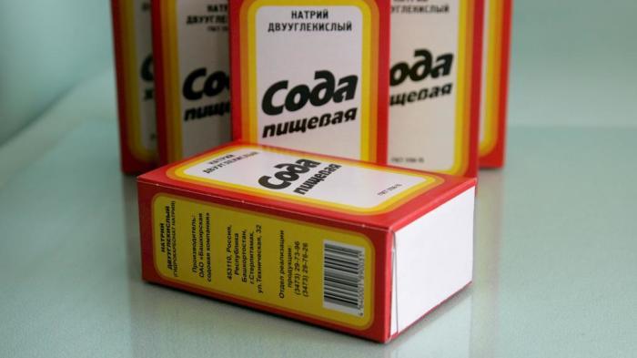Поможет старая-добрая сода.  Фото: yandex.ru.