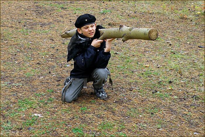 Раз в год и палка стреляет. |Фото: show.7ya.ru.