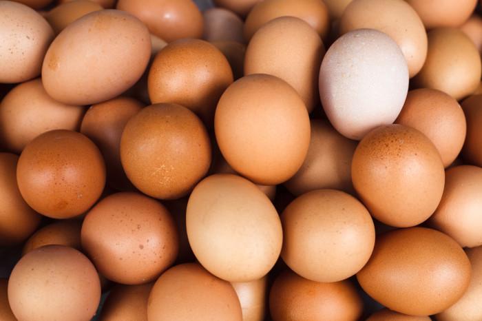 В бурых яйца встречается чаще. |Фото: sozcu.com.tr.