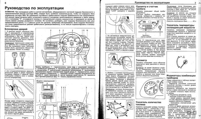 К каждой машине есть руководство. |Фото: avto-manualy.ru.