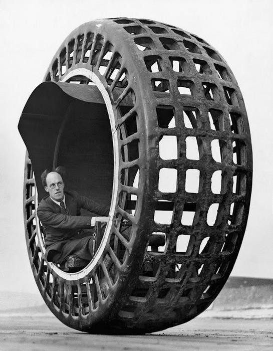 Джон Арчибальд Пурвсн и его изобретение.