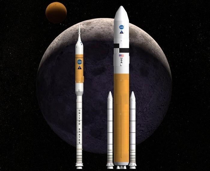 Новые ракеты НАСА.