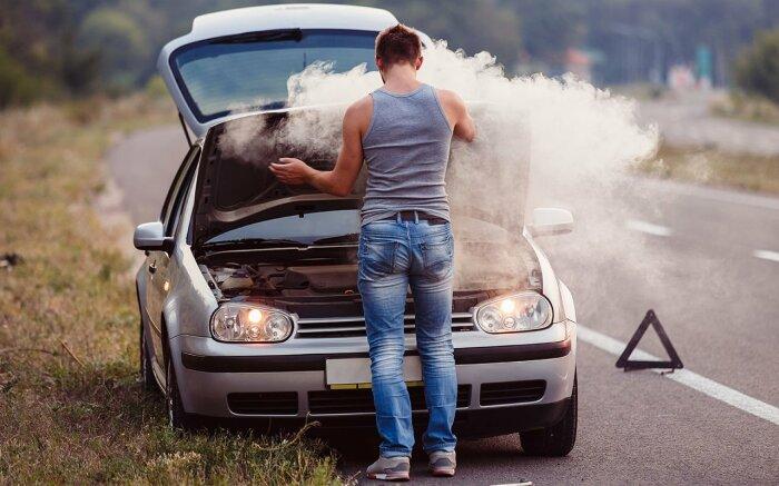 Не нужно подпускать чужаков. |Фото: m.usedcars.ru.