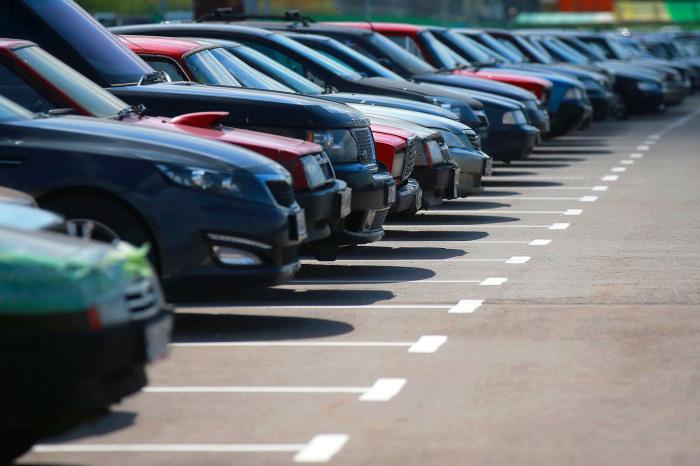 Нужно оставлять машину в хороших местах. |Фото: tvoe-avto.com.