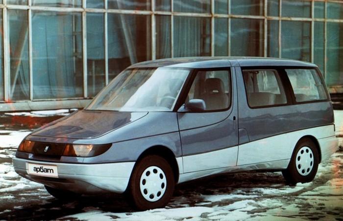 Автомобиль АЗЛК Москвич-2139 «Арбат».