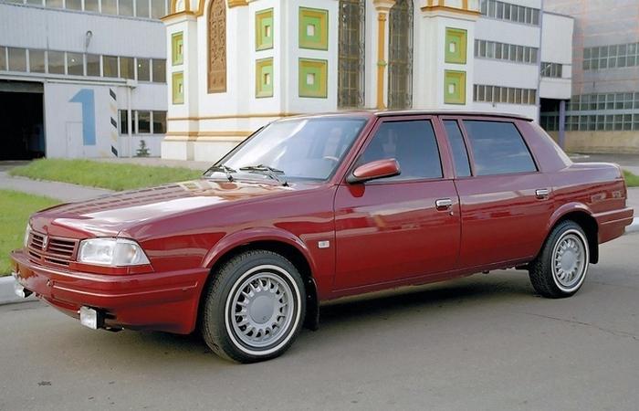 Автомобиль АЗЛК Москвич-2142 «Князь Владимир» R5.