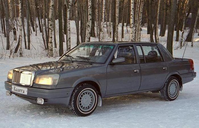 Автомобиль АЗЛК Москвич-2142 «Иван Калита».