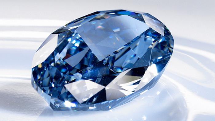 Chopard Blue Diamond.