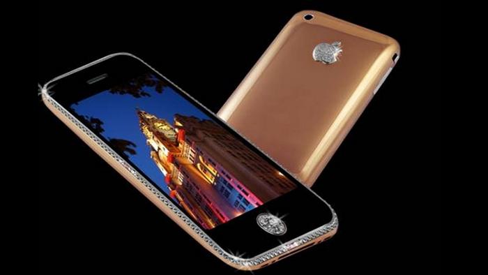 iPhone 3GS Supreme Rose от Стюарта Хьюза.