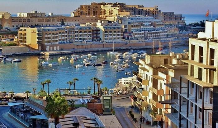 Мальта - 2-ое место по уровню пожертвований.
