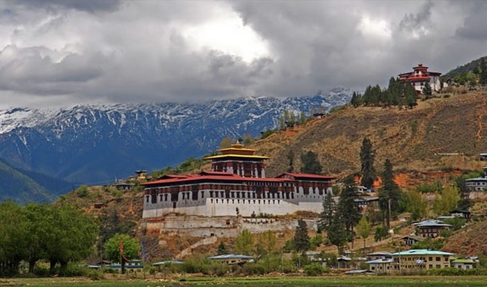 Бутан - тоже щедрая страна.