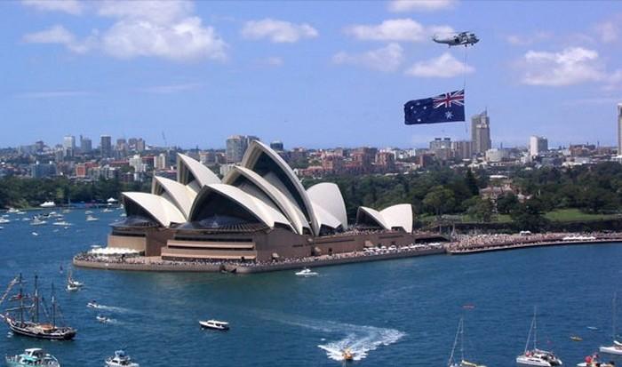 Австралия: австралийские волонтёры на 16 месте.