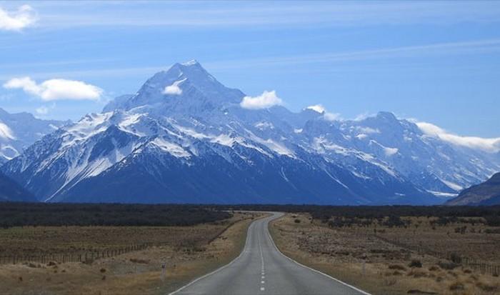 Новая Зеландия - один из самых щедрых уголков мира..