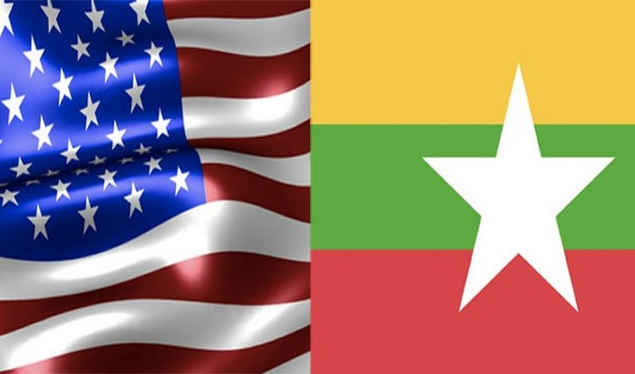 Соединенные Штаты и Бирма.