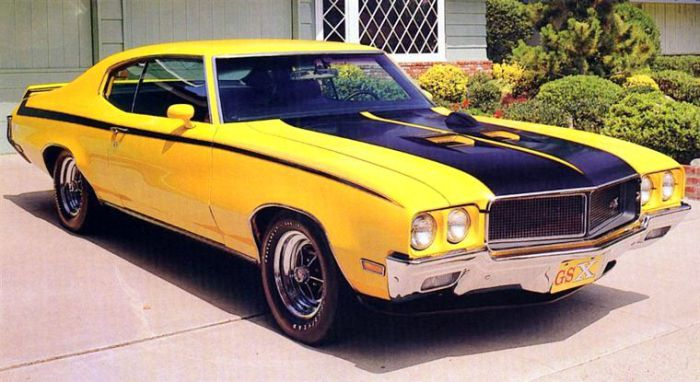 Buick Gran Sport.