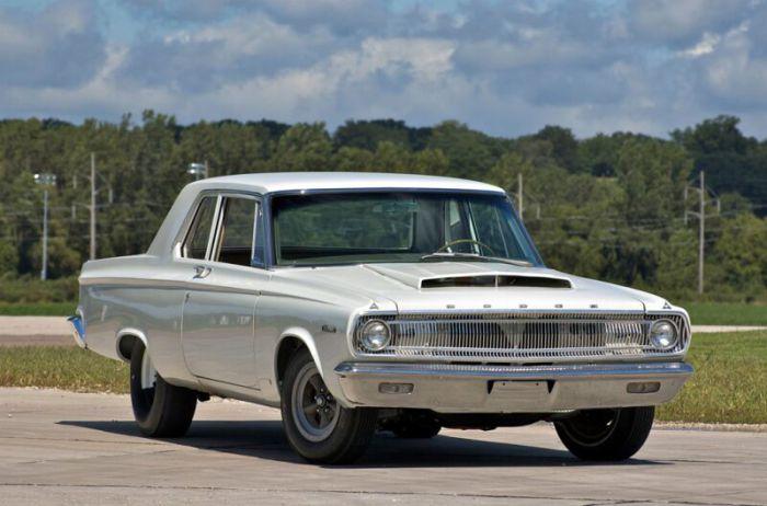 Dodge Cornet W051 Superstock. - ������ 500 ������� ��� �������.