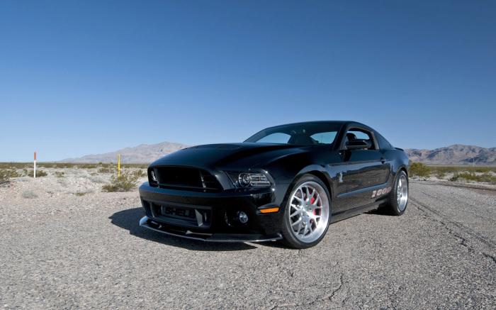 Shelby 1000 - самый мощный авто современности.