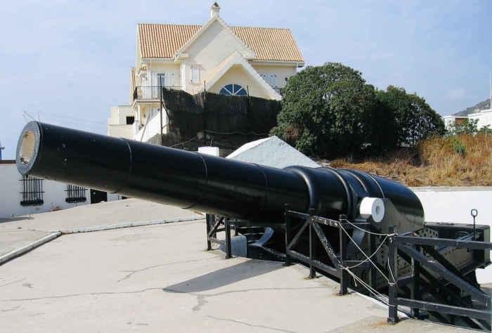 100-Ton Gun.