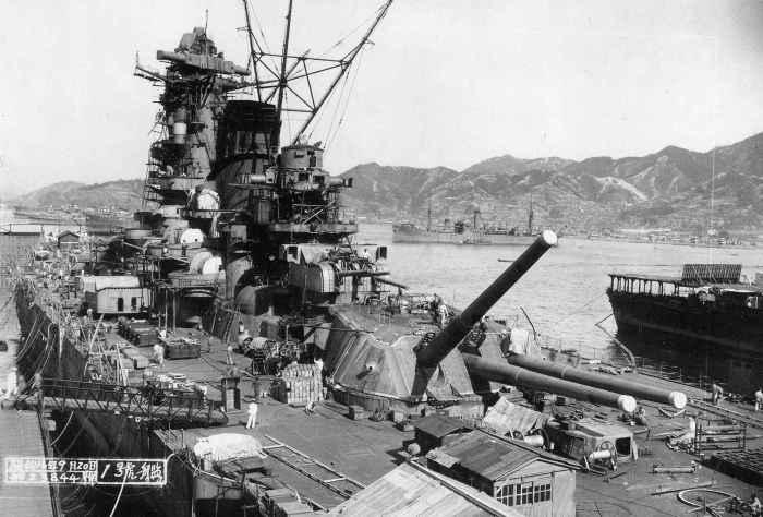 40cm/45 Type 94.