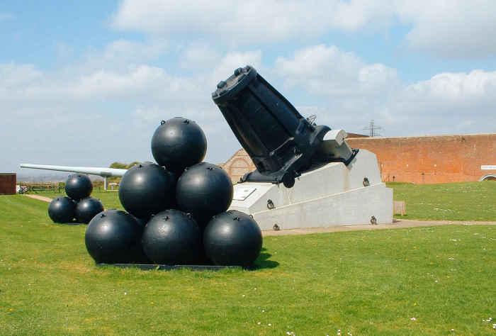 Mallet's Mortar.