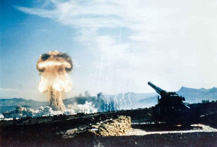 M65 Atomic Cannon.