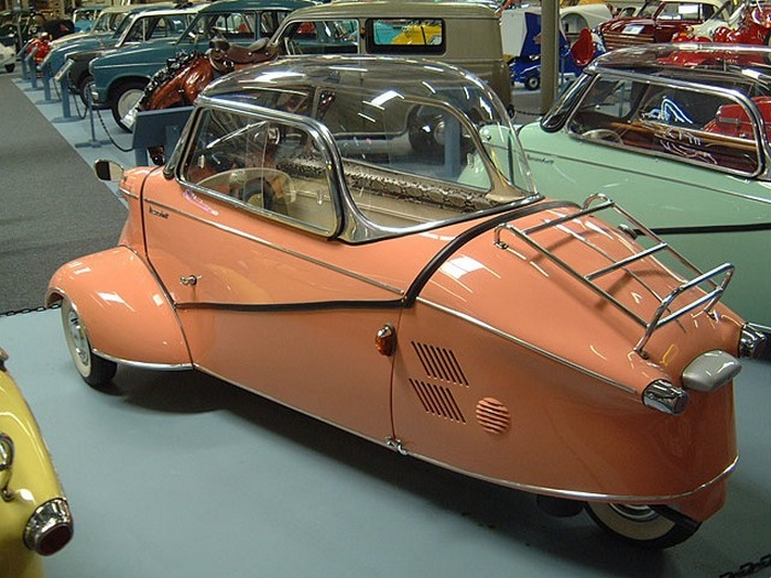 The Messerschmitt.