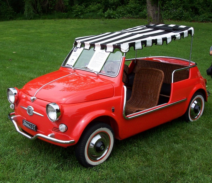 Fiat 'Jolly'.