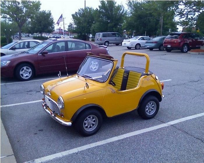 The Mini Mini.