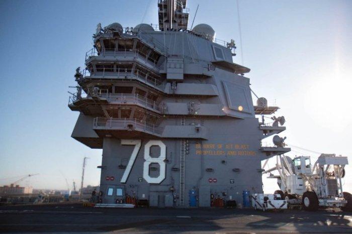 Самое главное место на корабле.