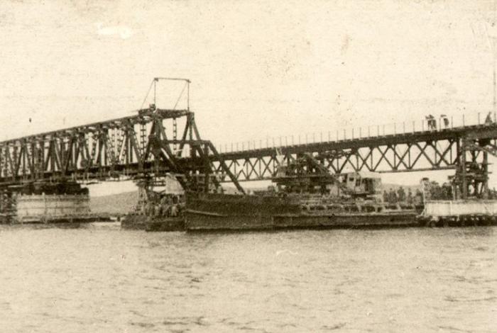 Мост получился хорошим, но было одно но.