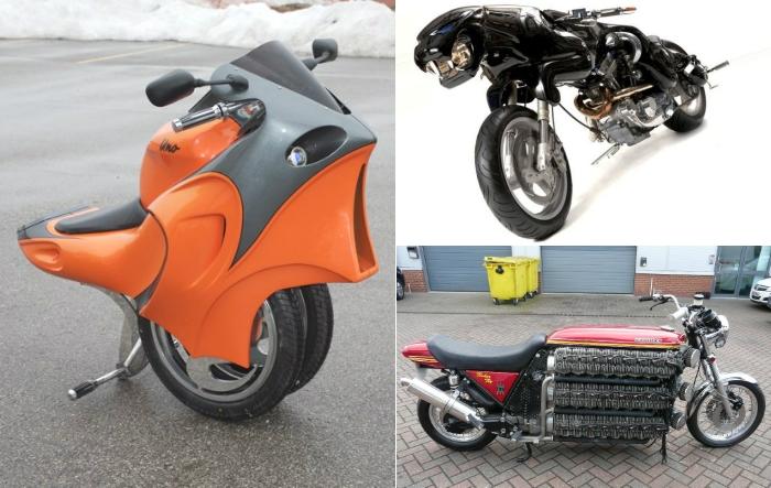 Мотоциклы-легенды.