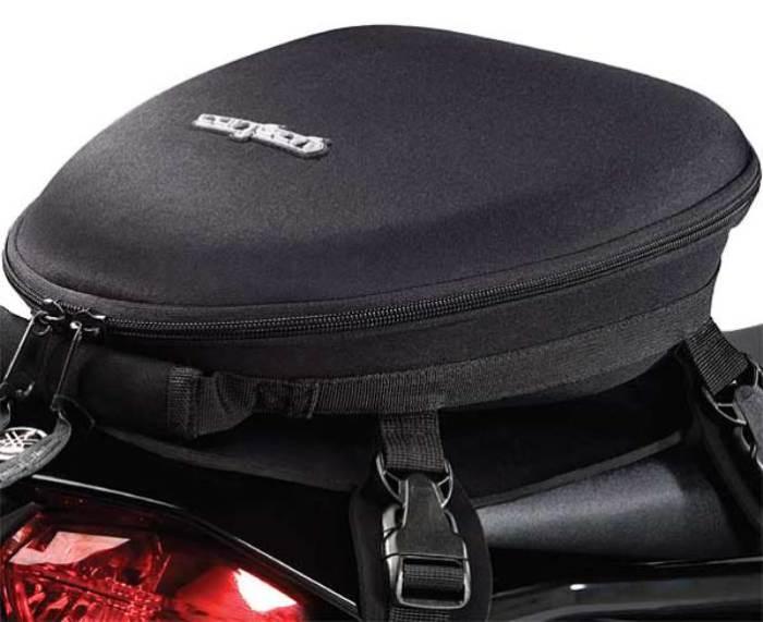 Сумка-багажник для сиденья.